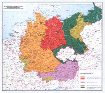 Deutsche Reichsgebiete