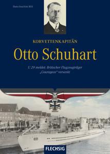 Korvettenkapitän Otto Schuhart