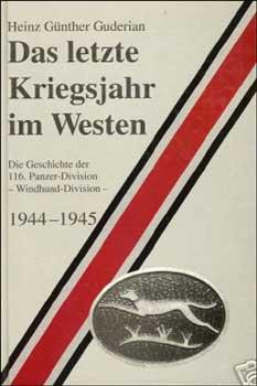 Das letzte Kriegsjahr im Westen