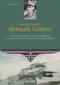 Oberfeldwebel Helmuth Valtiner