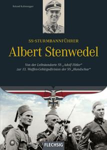 SS-Sturmbannführer Albert Stenwedel
