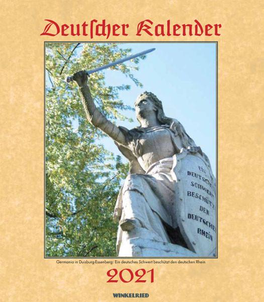 Deutscher Kalender 2021