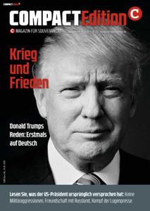 Krieg und Frieden – Trumps Reden
