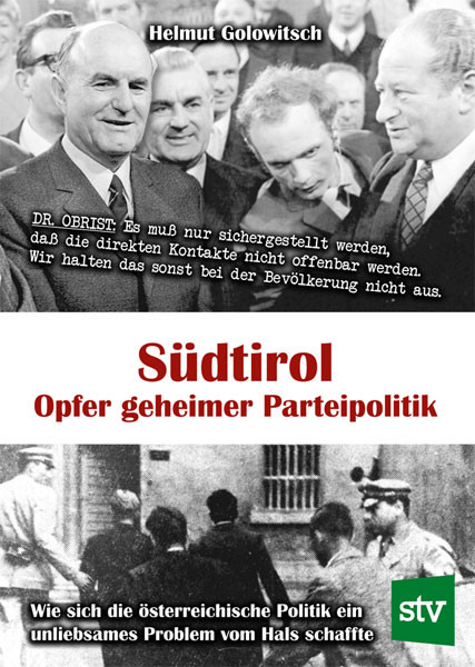 Südtirol – Opfer geheimer Parteipolitik