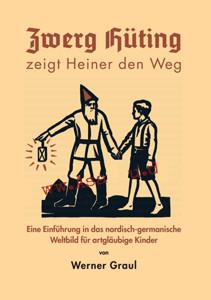 Zwerg Hüting zeigt Heiner den Weg
