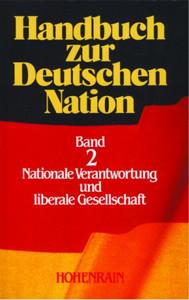 Handbuch zur deutschen Nation - Band 2