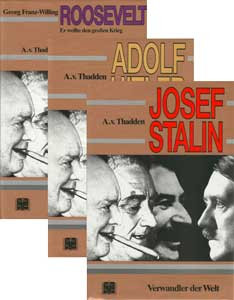 Churchill-Roosevelt-Hitler-Stalin