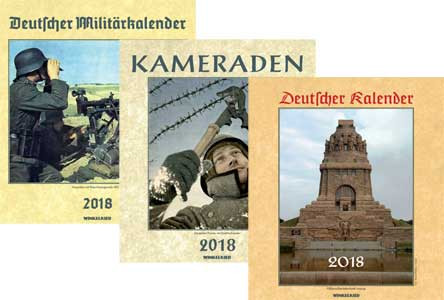 Kalenderpaket 2018