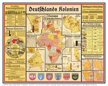 Deutschlands Kolonien