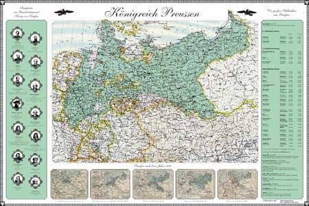 Königreich Preußen 1876