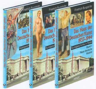 Das Haus der Deutschen Kunst I+II+III