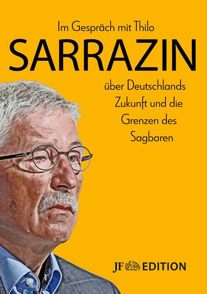 Thilo Sarrazin über Deutschlands Zukunft und die Grenzen des Sagbaren