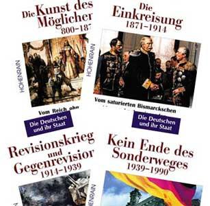 Die Deutschen und ihr Staat 800-1990