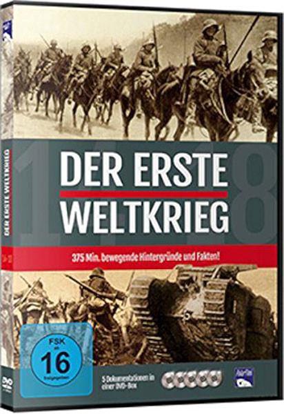 Der Erste Weltkrieg (5 DVD Box)