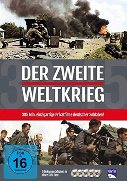 Der Zweite Weltkrieg (5 DVD Box)