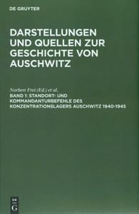 Standort- und Kommandanturbefehle des Konzentrationslagers Auschwitz
