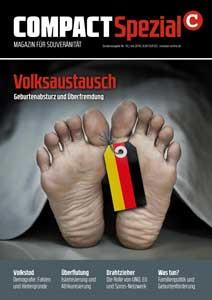 Volksaustausch: Geburtenabsturz und Überfremdung