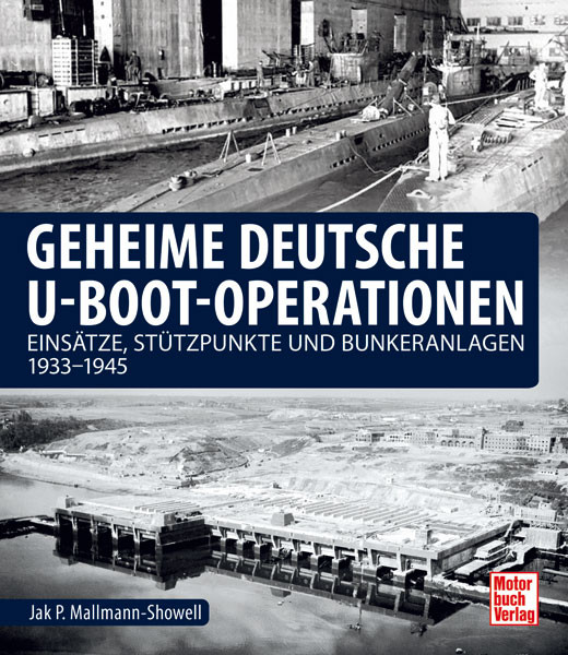 Geheime deutsche U-Boot-Operationen