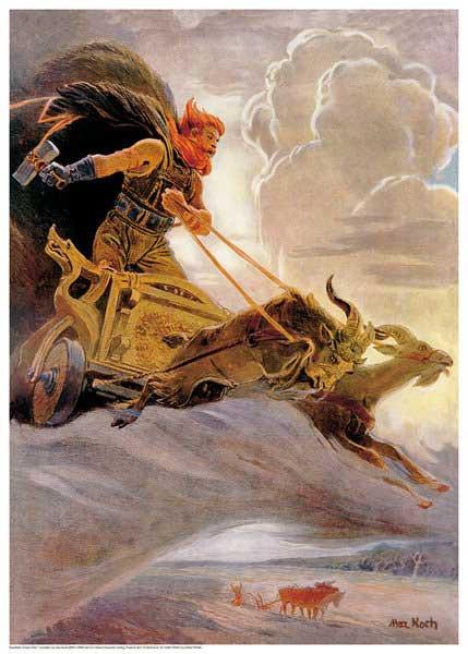 Donar - Thor