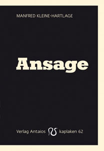 Ansage
