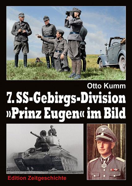 """7. SS-Gebirgs-Division """"Prinz Eugen"""" im Bild"""