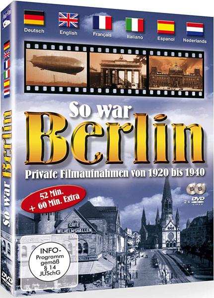 So war Berlin